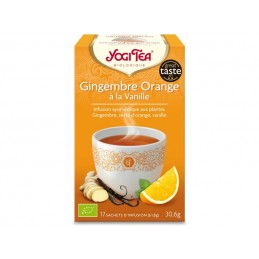 Infusion Gingembre Orange...