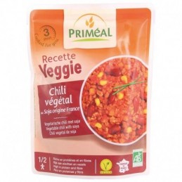 Chili Vegetal Soja France 250g