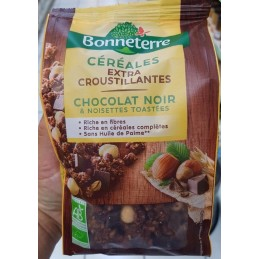 Cereales Choco Noisettes...