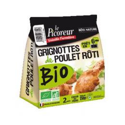 Grignottes Poulet 250g