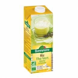 Boissoin Riz The Vert 1l