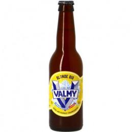 Biere Blonde 75cl Valmy Bio