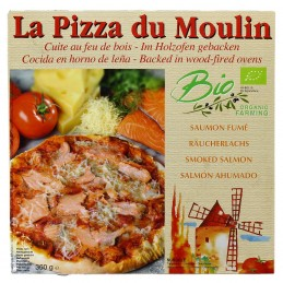 Pizza Saumon Fume 360g