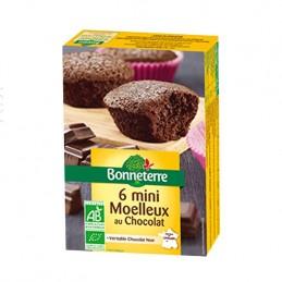 6 Mini Moelleux Chocolat