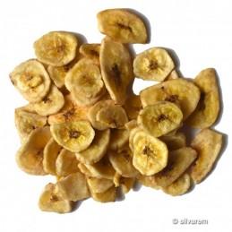 Vrac Bananes Chips Kg - 100g