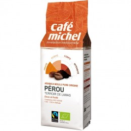 CAFE PEROU MOULU 250G