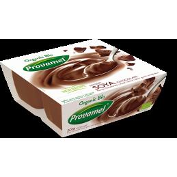 SOJA DESSERT CHOCOLAT 4X125G