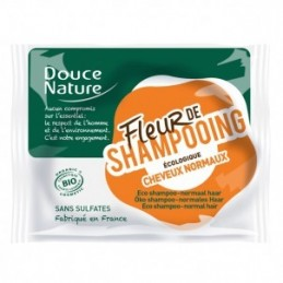 FLEUR SHAMPOING CHVX NORMAUX 85G SHAMPOING SOLIDE
