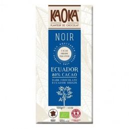 CHOCOLAT NOIR ECUADOR 80% 100G