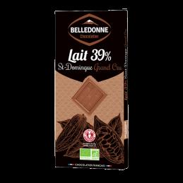 Chocolat Lait St Domingue 100g