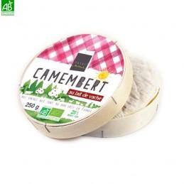 Camembert Lait Vache 250g