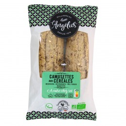 Camusettes Cereales 2x200g