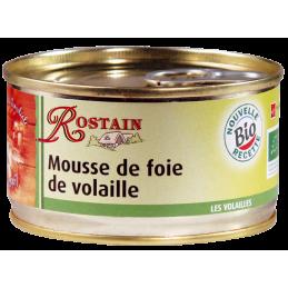 Mousse Foie De Volaille 120g