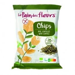 Chips Lentilles 50g