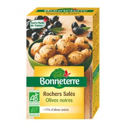 Rochers Sales Olives 90g