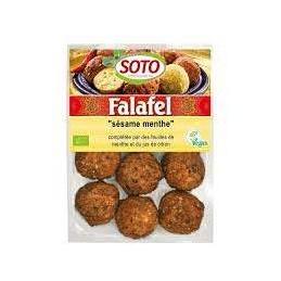Falafel Sesame Menthe X12 220g